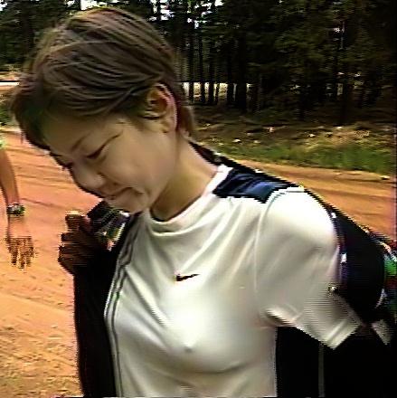 【画像】高橋尚子Part1(女子マラソン選手)乳首ポチ,金メダリスト,Takahashi Naoko