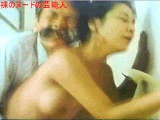 【GIFアニメ】本阿弥周子Part5(女優)ヌード,濡れ場,熟女,うれしはずかし物語,寺田農,Honami Chikako