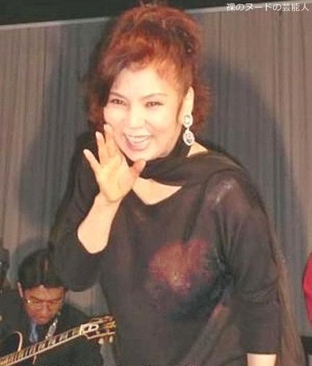 【画像】八代亜紀Part1(女性演歌歌手)セクシー画像,乳首透け,巨乳,熟女,Yashiro Aki