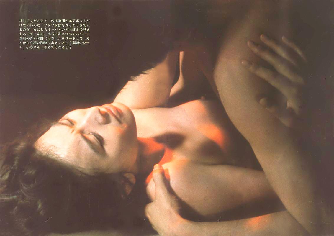 【画像】栗原小巻Part1(女優)ヌード,わが青春のとき,忍ぶ川,Kurihara Komaki