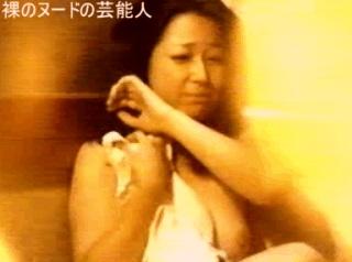【GIFアニメ】竹下景子Part8(女優)ヌード,祭りの準備,Takeshita Keiko