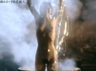 【GIFアニメ】富田靖子Part1(女優)ヘアヌード,南京の基督,冨田靖子,Tomita Yasuko