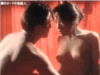 【GIFアニメ】富田靖子Part2(女優)ヌード,南京の基督,冨田靖子,Tomita Yasuko