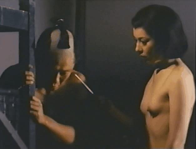 【GIFアニメ】山本みどりPart2(女優)ヌード,弐十手物語,泉谷しげる,Yamamoto Midori