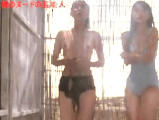 【GIFアニメ】宝生舞Part1(90~00年代女優)ヌード,なごり雪,Hosho Mai
